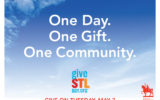 Donate via GiveSTLDay on May 3!
